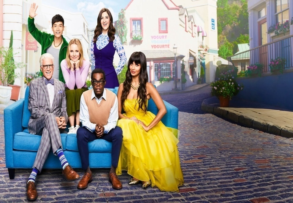 Main the good place